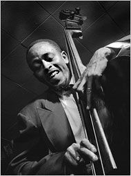 Percy Heath - He is the best in band. You should understand it when listen to him in all of albumes which he played in. Miles, Monk, Jazz Messengers &... .