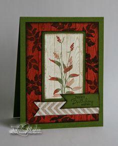 Autumn card by Lynn Weiss... (change sentiment)