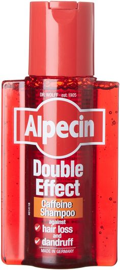 Alpecin Double Effect Shampoo (200ml) *** Details can be found by clicking on the image. (Amazon affiliate link)