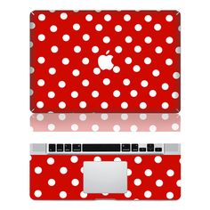 Macbook Protective Decals Stickers Mac Cover Skins Vinyl Case for Apple Laptop Macbook Pro/Macbook Air--Dot