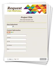 Adobe Forms Central - templates for web forms