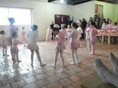Apresentação Ballet Juju