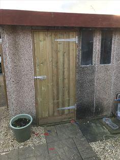Garden Fencing, Fence, Bristol, Garage Doors, Building, Outdoor Decor, Home Decor, Garden Fences, Decoration Home