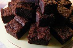 Engel's Passover Brownies