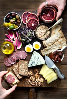 Dinner, Bread Board Style   Take it easy on yourself with this tapas-inspired dinner plan. It feels fancy and pleases even the pickiest eaters.