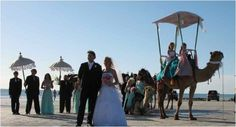 wEDDING PICTURES OF CAMELS | Red Sun Camels | Daily Camel Rides | Broome Australia