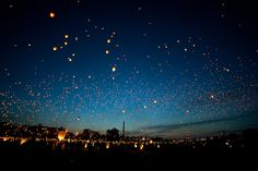 Poland: Home of my roots and the largest Lantern festival in the world.