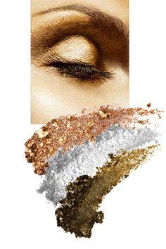 Update Your Look: Must-Have Makeup: The Metallic Eye