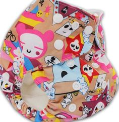 how to make a burp cloth from a cloth diaper