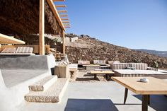 Alemagou Restaurant In Mykonos | iDesignArch | Interior Design, Architecture & Interior Decorating eMagazine