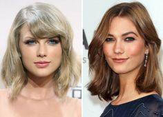 The latest celeb hair trend - long bob - lob - Taylor Swift - Karlie Kloss #chroniclesofchic