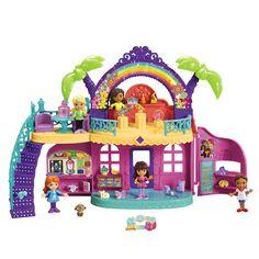 Dora and Friends™ Dora and Friends Café Little Girl Toys, Toys For Girls, Little Girls, Friends Cafe, Dora And Friends, Mermaid Tails For Kids, Fisher Price Toys, Dora The Explorer, Sleepover Party