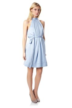 French connection, draped dress