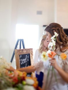 Tip #1: Don't Be Afraid of the Flowers - 7 Tips for Creating Beautiful Flower Arrangements at Home on HGTV