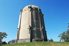 Minnesota, Minneapolis, Washburn Park Water Tower (4,302) by EC Leatherberry, via Flickr  The place where I had my first love.......<3