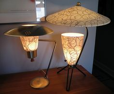 50's lamp sisters | Flickr - Photo Sharing!