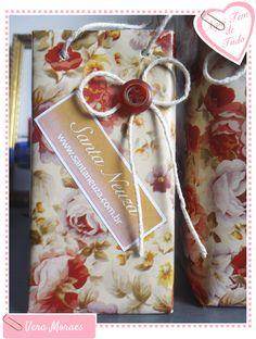 Sacolinhas de caixas Tetra Pack - blog Vera Moraes - Decoração - Adesivos Azulejos - Papelaria Personalizada - Templates para Blogs