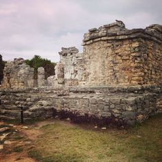 Mayan Ruins Tulum, Mexico. By Ale Luv