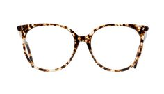 Affordable Fashion Glasses Cat Eye Square Eyeglasses Women Area Tortoise