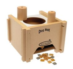 Dog boredom busters - 13 different toys. I might just have to buy for our newest addition.