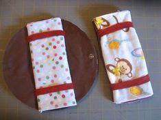 Cloth menstrual pads, v.2