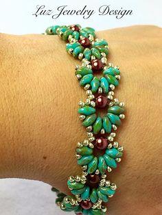Beadwork Bracelet - Luzjewelrydesign   - 1