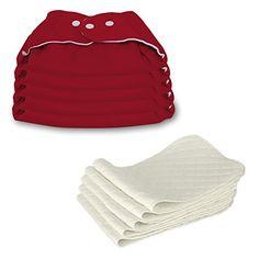 5 Stück Wiederverwendbare Waschbare Verstellbar Babywindeln Baby Windelhose Baby-Tuch-Windel Weicher Stoff, Größe Verstellbar (Rot) Dazone http://www.amazon.de/dp/B015W6X10C/ref=cm_sw_r_pi_dp_SjgNwb1A7T4TQ