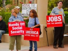 Sell-Out Alert: 9 Democrats Already Caving to GOP On Social Security Cuts -  Why aren't key Democrats defending needed retirement programs?