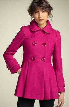 i actually have this Guess coat in this same color. got it for christmas, but havent worn it. still in my closet with the tags.
