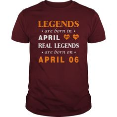 april 06 birthday T-shirt, Real legends are Born on april 06 shirts, april 06 birthday legend T-shirt, Birthday april 06 T Shirt, legends Born april 06 Hoodie Vneck #gift #ideas #Popular #Everything #Videos #Shop #Animals #pets #Architecture #Art #Cars #motorcycles #Celebrities #DIY #crafts #Design #Education #Entertainment #Food #drink #Gardening #Geek #Hair #beauty #Health #fitness #History #Holidays #events #Home decor #Humor #Illustrations #posters #Kids #parenting #Men #Outdoors…