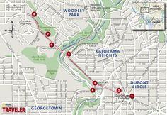 Map: Embassy Row Walking Tour...