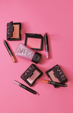 Loooove this gorgeous collection, esp w/all the pink cheeks we've been seeing lately.NARS Final Cut Collection (Nordstrom Exclusive) available at All Things Beauty, Beauty Make Up, Hair Beauty, Makeup Goals, Love Makeup, Nars Satin Lip Pencil, Anti Aging Creme, Avon, Skin Makeup
