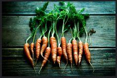 Organic Carrots from Flickr