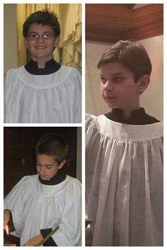 La Dolce Vita: the sweet life with three sons: Tales of an Altar Server