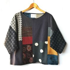 making new patchwork pieces! making new patchwork pieces! Slow Fashion, Diy Fashion, Ideias Fashion, Fashion Design, Sewing Clothes, Diy Clothes, Abaya Mode, Estilo Hippie, Piece Of Clothing
