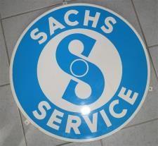 SACHS SERVICE BLECHSCHILD