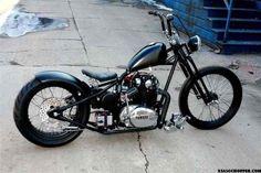 Thats a proper xs650 bobber :)