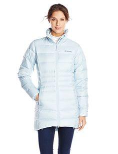 Columbia Sportswear Women's Hellfire Mid Down Jacket