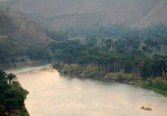 Rio Keve, Kwanza Sul - Angola