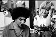 France et Michel 1976