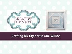 Crafting My Style with Creative Expressions - Recessed Configuration Background Creative Expressions - YouTube