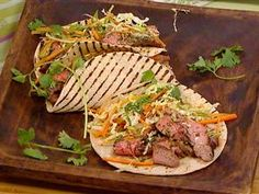 Make Curtis Stone's simple and savory Korean steak tacos