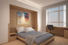 Interior design for apt. 0902 Sapphire 1, Saigon Pearl