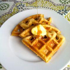 Grain-Free Waffles – UPDATED!