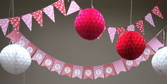 New RosanneBECK Tissue Paper Puffs coming soon making any party a celebration!