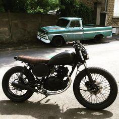 Your Favourite Son - motomood:   Suzuki GN125