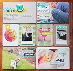 Project Life Week 46 by dearlydee at @Studio_Calico