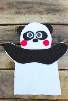 Haz tus propias hacer marionetas {sin coser} | Blog de BabyCenter