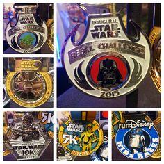 Star Wars Half Marathon January 2015