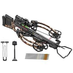 Crossbow Bolts, Crossbow Arrows, Crossbow Hunting, Deer Hunting Tips, Hunting Camo, Archery Hunting, Crossbows For Sale, Sling Bow, Bow And Arrow Set